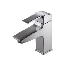 Miscelatore lavabo design minimale modello Fleur-L