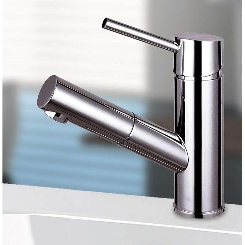 Miscelatore lavabo elegante modello Mito-L