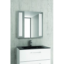 Specchio bagno 75x75 illuminazione led nascosta modello KAM-1391