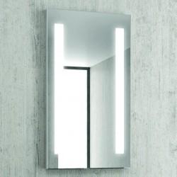Specchio bagno rettangolare 90x50cm a led KAM-1392