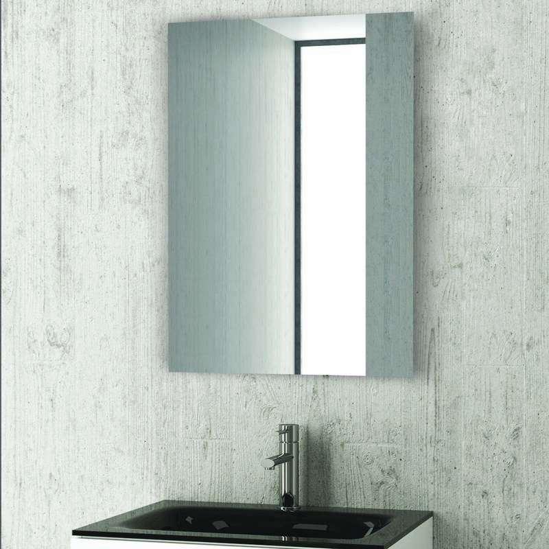 Specchio bagno 100x70 kamalu