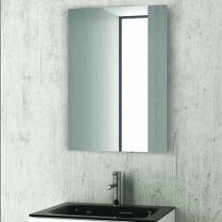 Specchio bagno 90x60 semplice KAM-S90