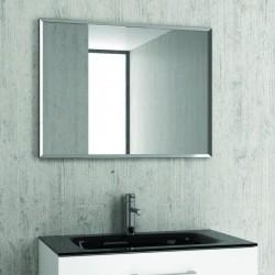 Specchio bagno semplice rettangolare 80x60cm KAM-140
