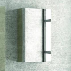 Specchio bagno contenitore in legno 45x75x13cm SP-45