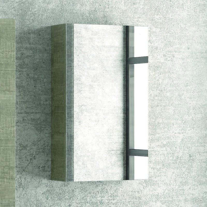Specchio bagno contenitore 45x75x13cm: Acquista online | Kamalubagno.it