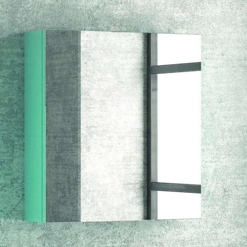 Specchio bagno contenitore 60cm: Acquista online | Kamalubagno.it