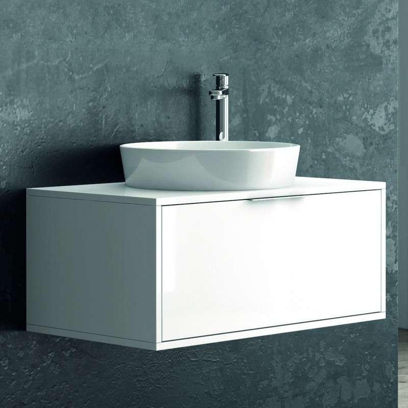 Mobile Bagno Sospeso 80 Cm Offerte.Mobile Bagno Sospeso 80cm Arredo Bagno Online Offerte Kamalubagno