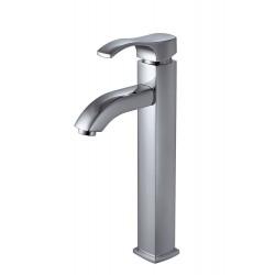 Rubinetto alto lavabo linee moderne modello Gara-A
