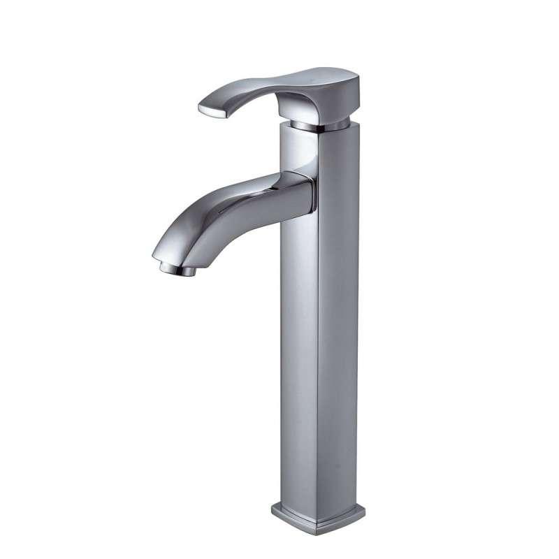 rubinetto alto lavabo per bagno contemporanei modello gara a