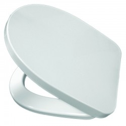 Ricambio copri wc con sedile e cerniere