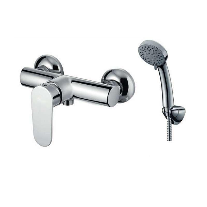 Miscelatore doccia esterno modello Nes-DE kamalubagno