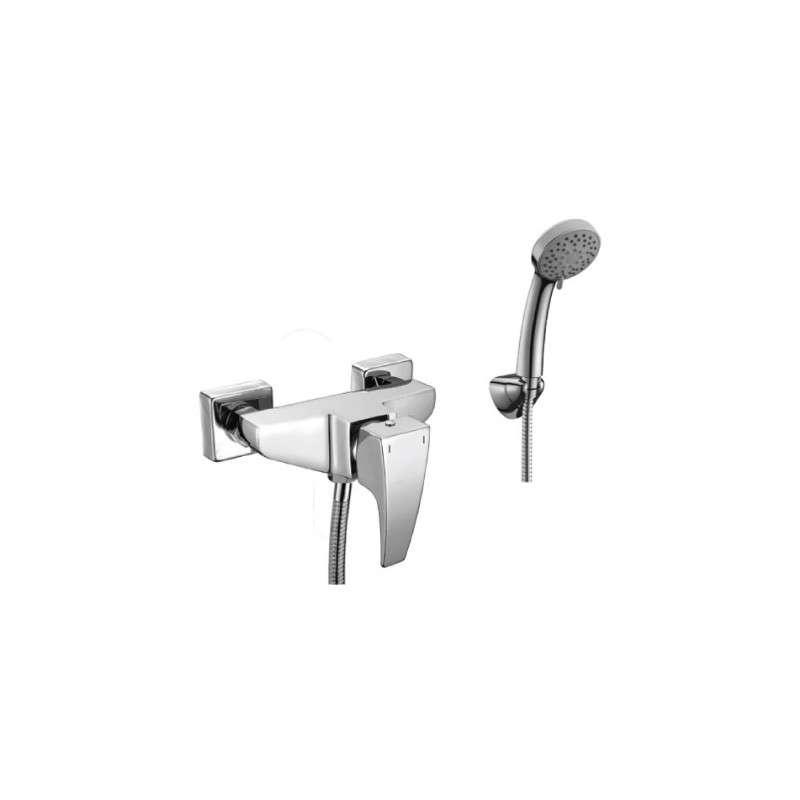 Miscelatore esterno per doccia modello odit de kamalu bagno - Doccia per esterno ...