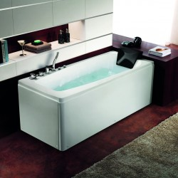 Vasca idromassaggio 170x70 modello Afro-200