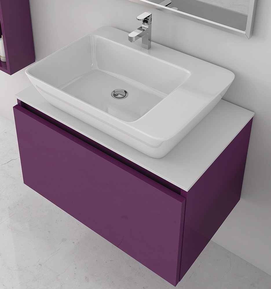 Mobili bagno 80 cm prezzi affordable mobile bagno sospeso for Mobili bagno offerte on line