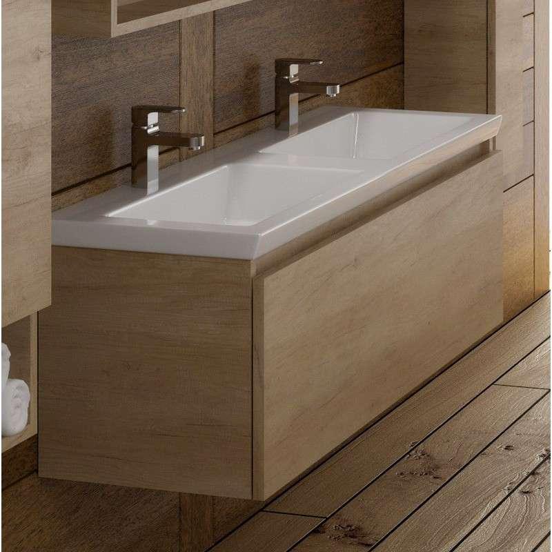 Mobile doppio lavabo economico online guardal offerta - Mobile lavello bagno ...