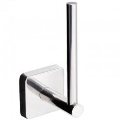 Portarotolo verticale a muro in acciaio Kaman Clode-V90