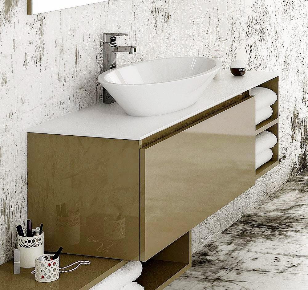 Mobile Bagno Da 175cm Design Moderno E Colori Guarda Kamalu