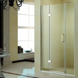 Nicchia doccia 160cm con porta battente kamalubagno