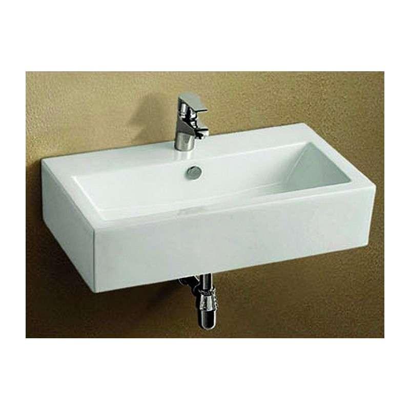 Lavabo ceramica 70cm prezzi e offerte fino a 60 for Prezzi lavabo bagno