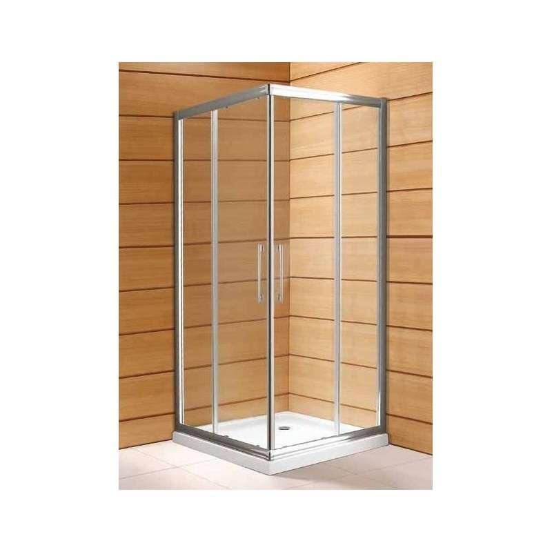 Box doccia angolari prezzi e offerte for Offerte box doccia