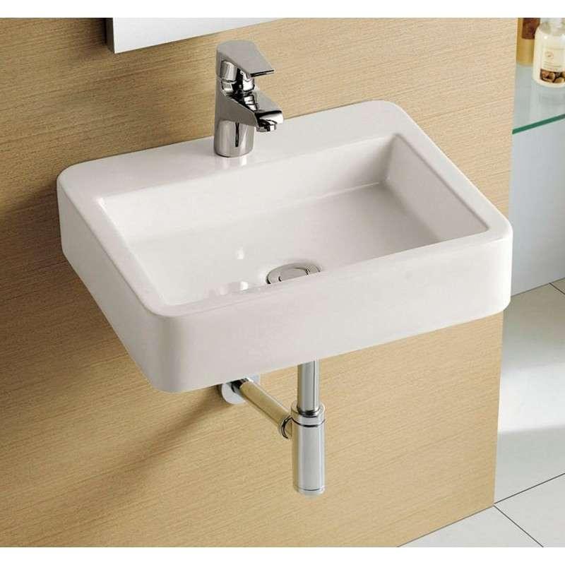 Lavabo 40cm economico clicca per acquistare kamalu bagno online - Lavabo bagno economico ...