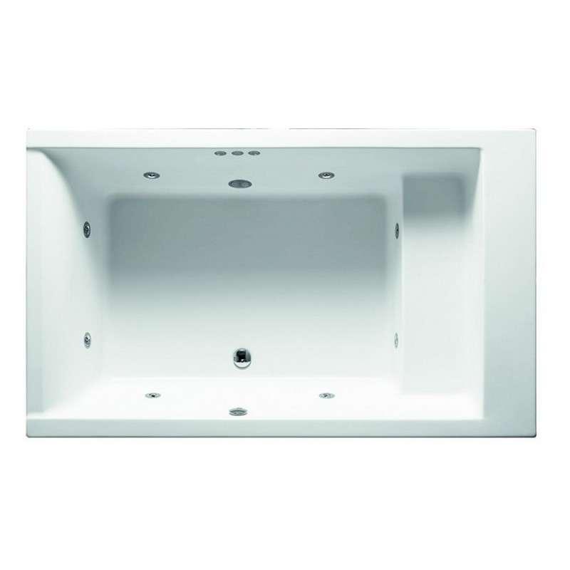 Vasca da bagno 200x120 guarda offerte e prezzi kamalu - Vasca da bagno rettangolare prezzi ...