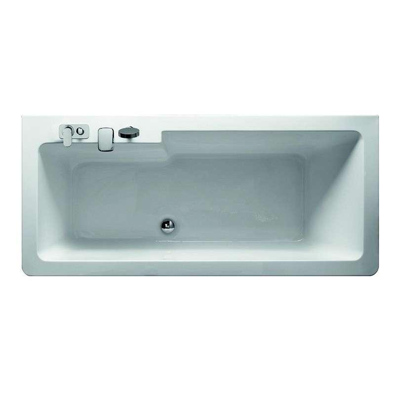 Vasca da bagno rettangolare 180x80 Minimale - Guarda Prezzi | Kamalu