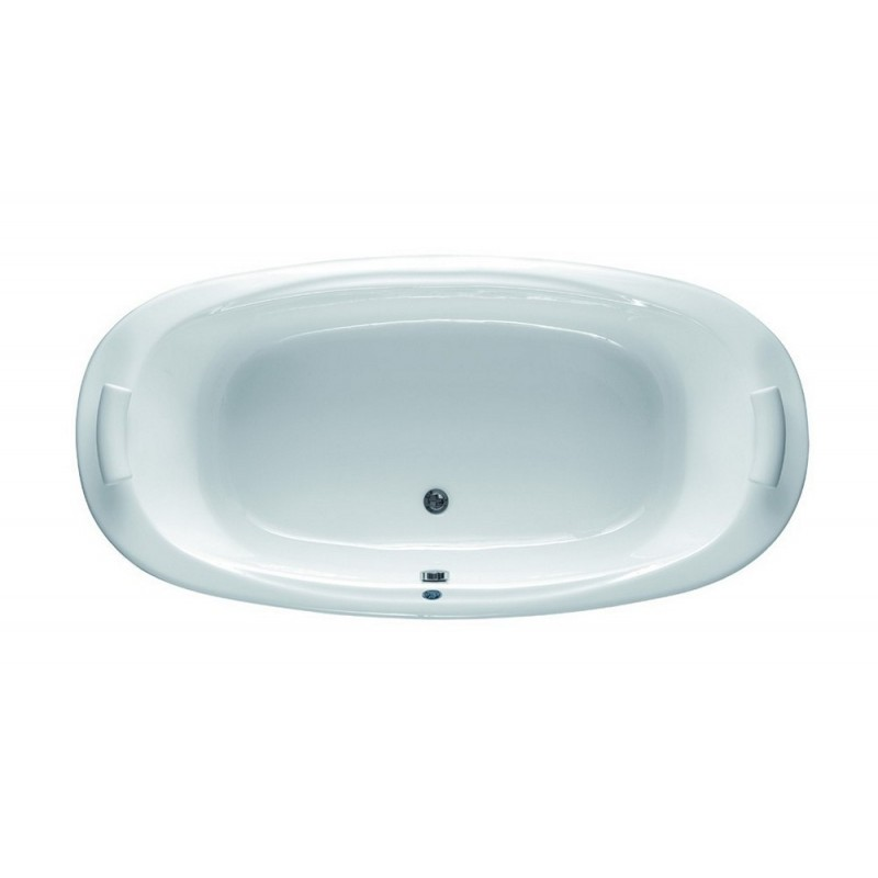 Vasca da bagno con 2 poggiatesta 180x90 - Prezzi Online ...