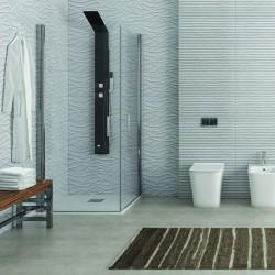 Cabina doccia 70x70cm kamalu bagno