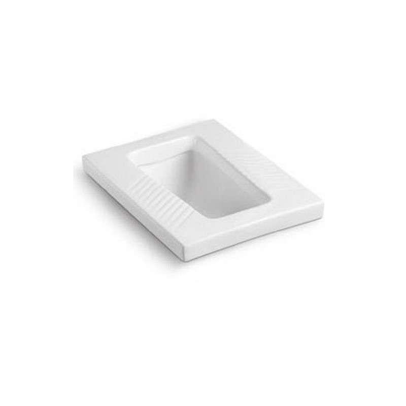 WC alla turca economico in ceramica