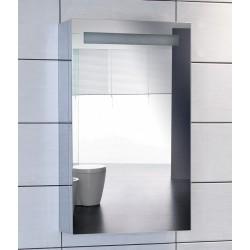 Specchiera contenitore illuminazione a led 67x40 KAM-1411 kamalu