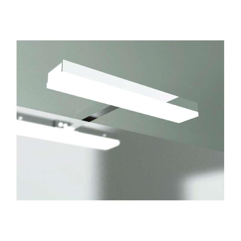 Faretto bagno a LED 15 cm 3 tipi di installazione - Kamalu Bagno