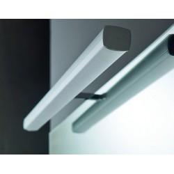 Lampada LED per bagno 28cm facile installazione