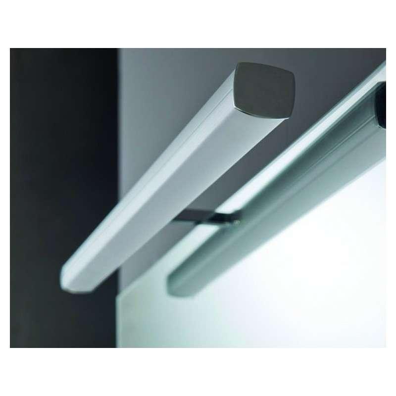 Applique bagno 49cm LED facile installazione kamalu