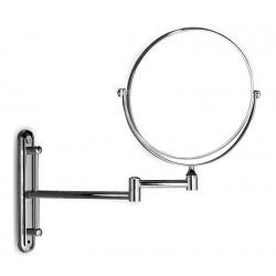 Specchio ingranditore estensibile rotondo 20cm SP-3592