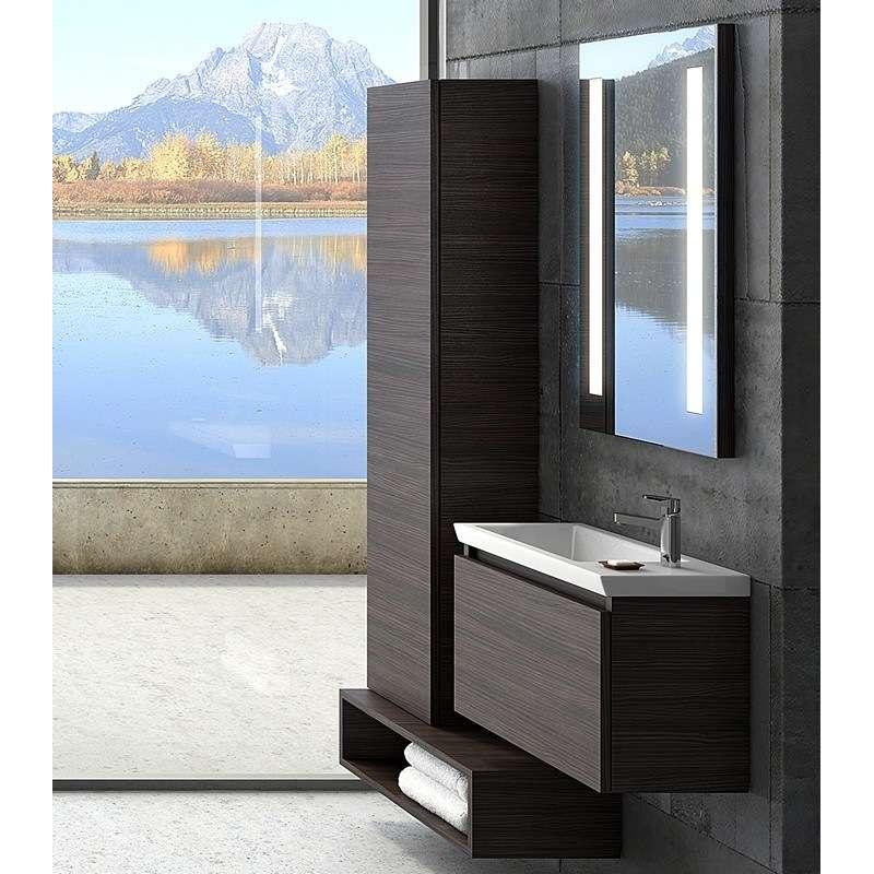 Mobili bagno moderni guarda colori offerte 40 kamalu bagno - Mobile pensile bagno ...