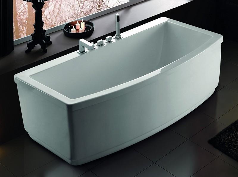 Vasca Da Bagno Freestanding In Acrilico : Vasca da bagno freestanding economica guarda offerta kamalu bagno