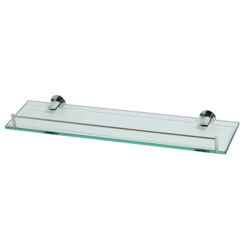 Pensile vetro bagno 60cm fissaggio muro molto facile modello KML-365B