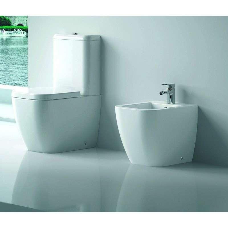 Sanitari monoblocco filomuro guarda prezzi kamalu bagno - Sanitari bagno filo muro ...