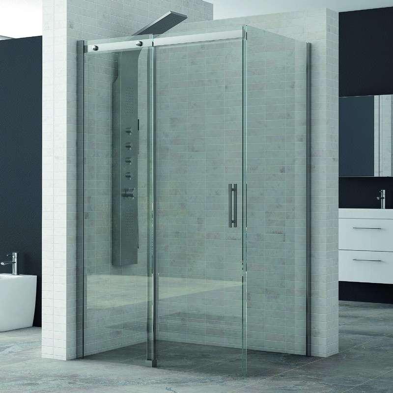 Cabina doccia 100x60 kamalubagno