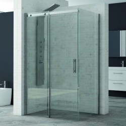 Box doccia Frameless 110x60 cristallo 8mm K125