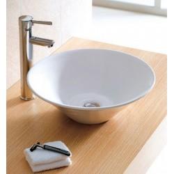 Lavatoio bagno rotondo 43cm Litos-990