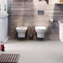 WC sospeso ceramica facile pulizia soft-close Elas-S110