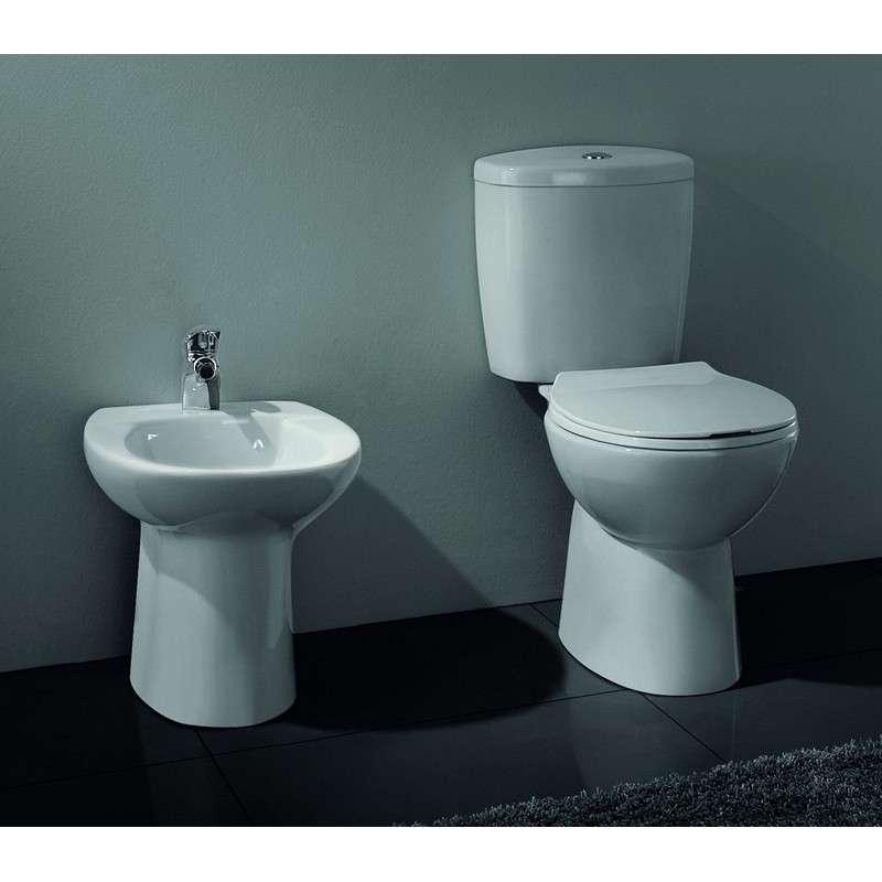 Set sanitari economici wc e bidet modello Ramaz kamalu bagno
