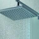Pannello doccia idromassaggio in vetro temperato