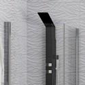 Cabina doccia 80x80 altezza 200cm online kamalubagno