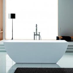 Vasca da bagno libera installazione 150x75cm K15A