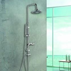 Colonna doccia con deviatore modello SARA