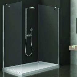 Walk-in doccia 80x70cm cristallo trasparente  KW2000