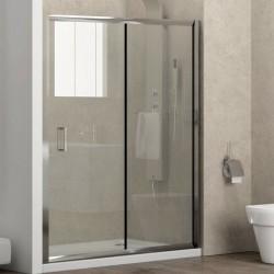 Porta doccia 110cm Kamalubagno.it
